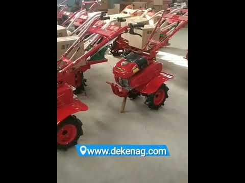 China Mini Power Tiller With Images
