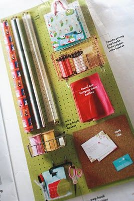 Top 25 ideas about garage dance studio on pinterest for Vertical gift wrap storage
