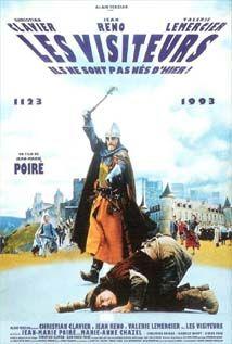 Les visiteurs en Streaming HD [1080p] gratuit en illimité - Comment en l'an de grace 1112 le comte de Montmirail et son fidele ecuyer