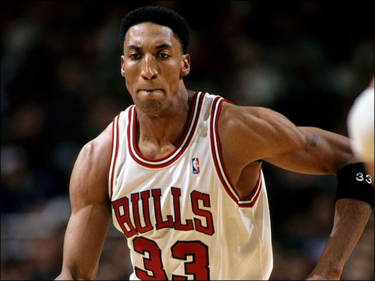 Scottie Pippen | Official Site