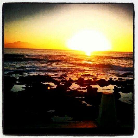 Sunrise Mossel Bay South Africa