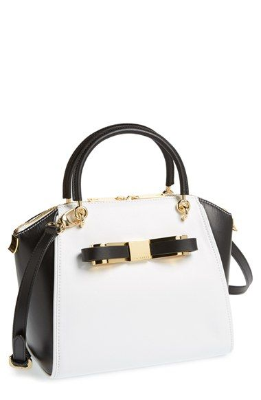 Ted Baker London Slim Bow Tote available at #Nordstrom
