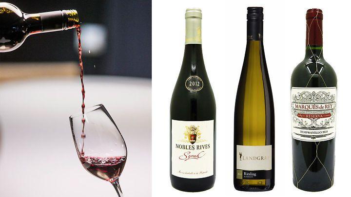 Gjør et vinkupp: Billig og god rødvin, hvitvin og musserende vin