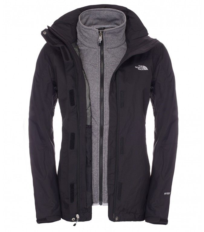 Women's zephyr triclimate jacket