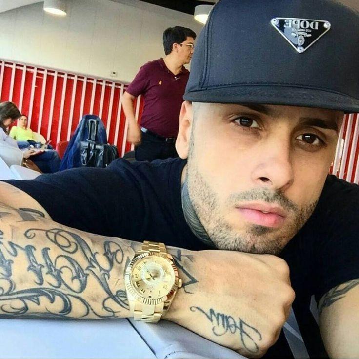 nicky jam tattoos - Google Search