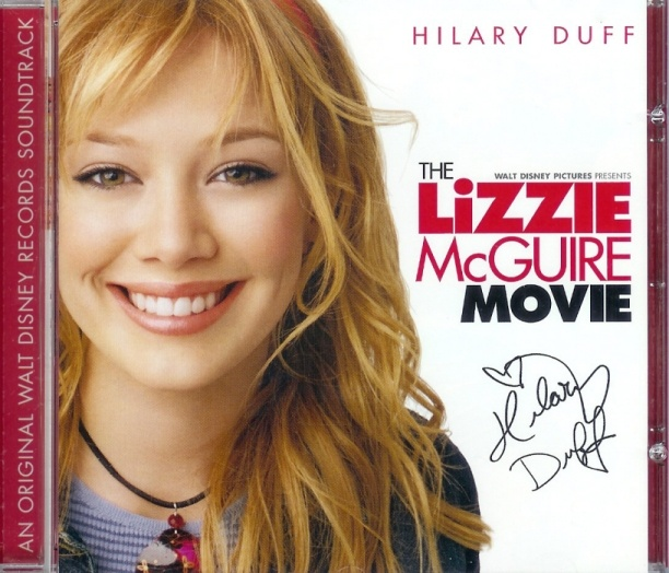 Remember Lizzie McGuire??