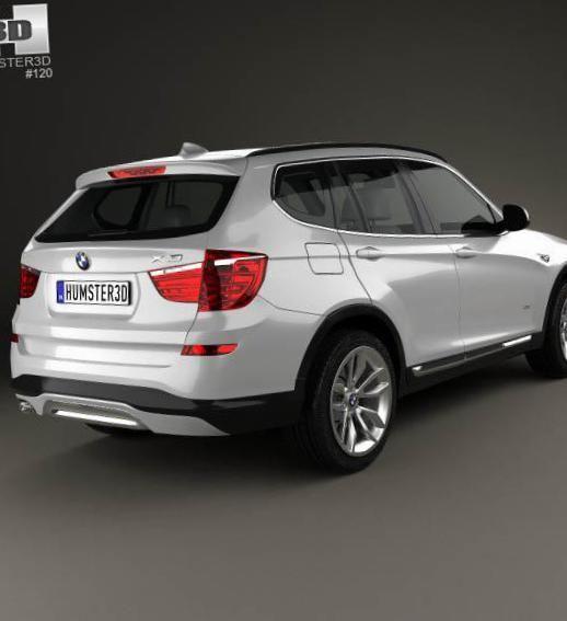 BMW X3 (F25) usa - http://autotras.com