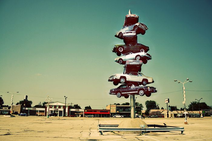 The Spindle, Berwyn IllinoisRoadside Attraction, Towers Blog, Road Trips, Cars Spindle Berwyn, Cars Kabobs, Cars Towers, Roads Trips, Berwyn Illinois, High Schools