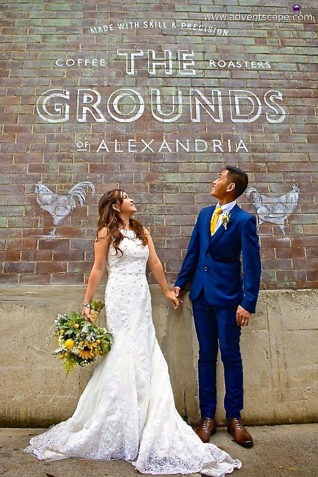 #thegrounds #thegroundsofalexandria #wedding #adventscape #adventuresofjoyandfloyd