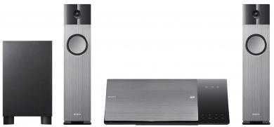 Sony BDV-NF720 - Odtwarzacz Blu-ray Disc™ Full HD 3D, pierwsze na świecie głośniki zcieczą magnetoreologiczną, subwoofer, Wi-Fi®. http://www.sony.pl/product/hch-systems-with-blu-ray-disc/bdv-nf720