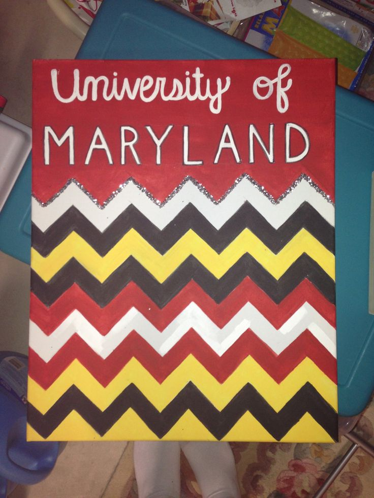 University of Maryland Canvas