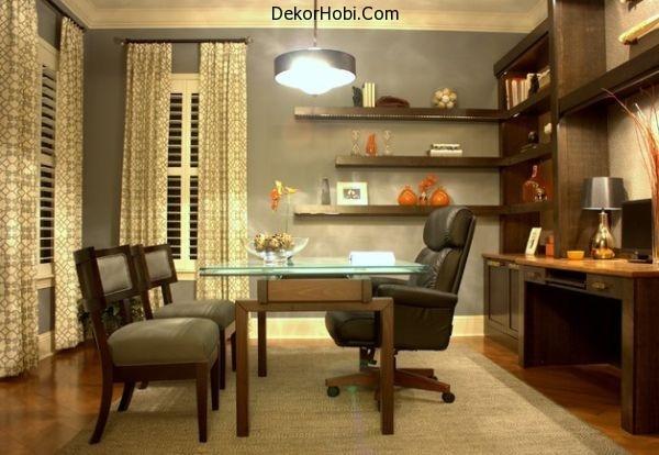 Köşe Rafları Dekor Tavsiyeleri | DekorHobi.Com