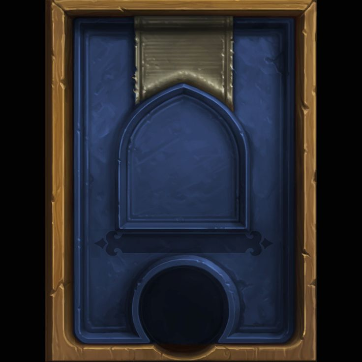 Hearthstone interface