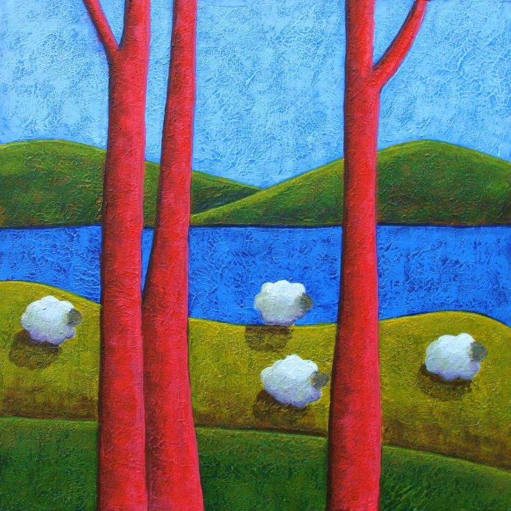 Daniel Ponce - Acrílico sobre tela. painting / Art #danielponce #trazosdesol