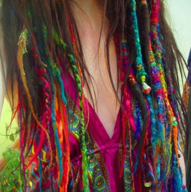 14 best yarn hair images on yarn dreads dreadlocks