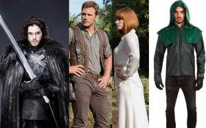 It's time to start thinking about Halloween costumes for 2015! Here are some cool, easy and nerdy costumes for you to make or buy.