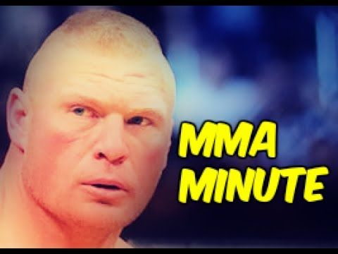 "MMA Brock Lesnar would fight Jon Jones ""Anytime, Anywhere"""