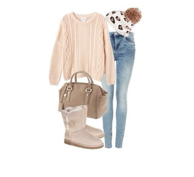 Cute Rainy Day: The Gallery For --> Cute Winter Outfits Polyvore