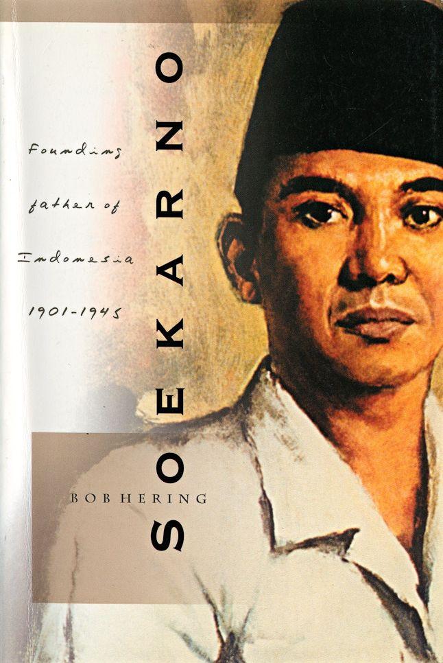 reclame voor Soekarno