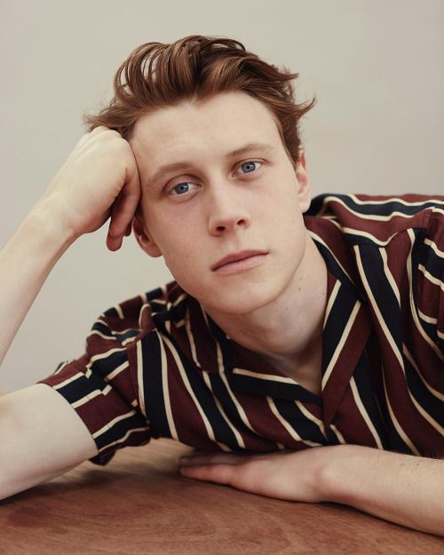 George Mackay appreciation blog