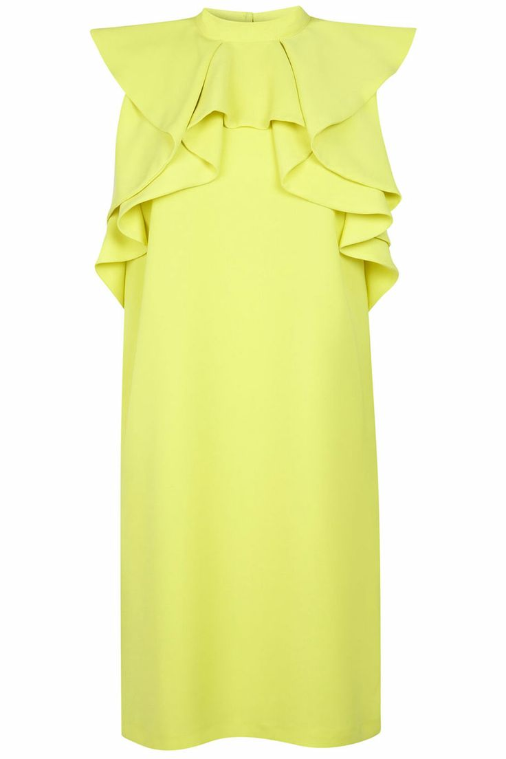 Karen Millen Graphic Print Cotton Dress, £145 | Look