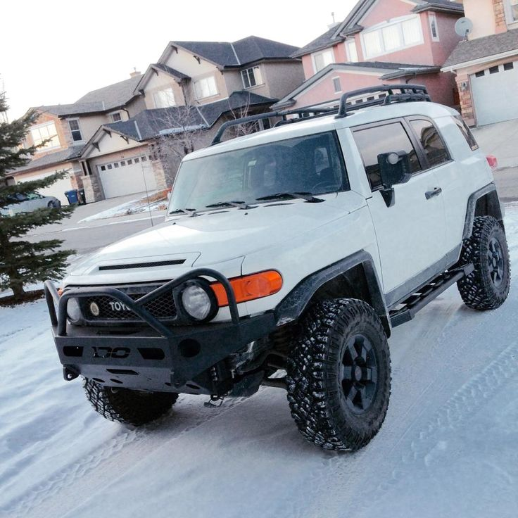 2008 Trails Team Low Mileage   Toyota FJ Cruiser Forum