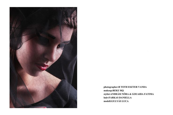makeup:REKU RQ  stylist:ANDRÁSI NÓRA & GOUAIDA FATIMA  hair:FARKAS DANIELLA photographer:B TOTH ESZTER VANDA  modell:GULYÁS LUCA