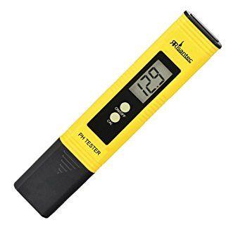 Un Medidor de ph digital es un dispositivo eléctrico utilizado para medir la actividad de los iones de hidrógeno en una solución valorando su acidez o alcalinidad. Fundamentalmente, un medidor de ph consiste en un voltímetro conectado a un electrodo sensible al ph y un electrodo de referencia. El electrodo es generalmente de vidrio y …