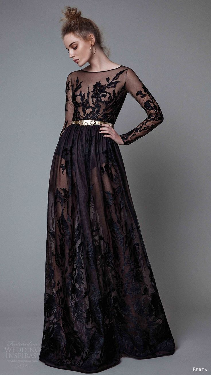Best 25+ Black evening dresses ideas on Pinterest