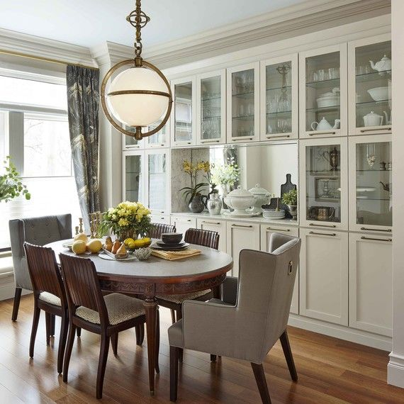 78 Ideas About Dining Room Makeovers On Pinterest