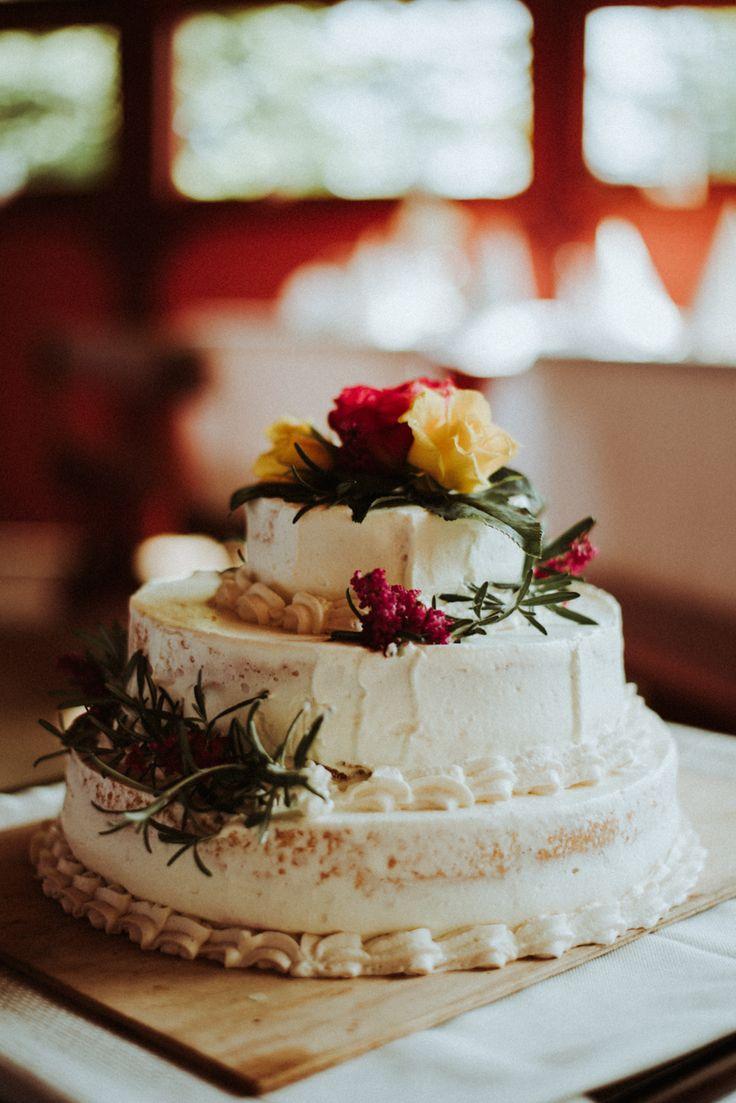 DIY wedding cake inspiration <3