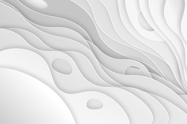 Download White Abstract Background In 3d Paper Style For Free Abstract Backgrounds Abstract Paper Texture