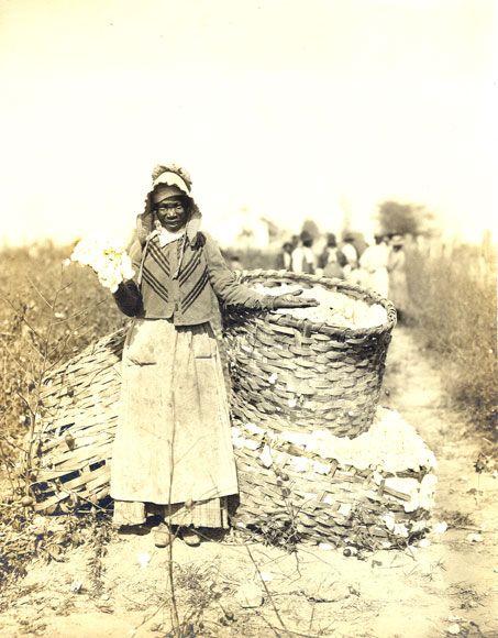 Arkansas City: Cotton Picker - Encyclopedia of Arkansas