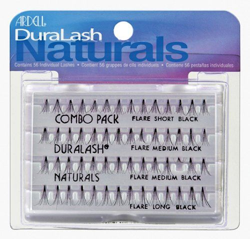 Ardell Duralash Naturals Combo Pack, Black >>> Want to know more, click on the image.