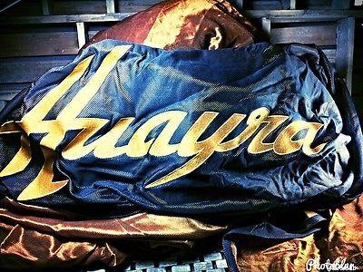 ORIGINAL OeM PAGANI HUAYRA CAR COVER INDOOR  ((BUY OeM)) CLEAN *SUPER RARE*