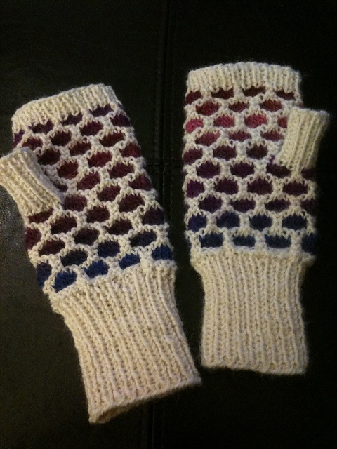 Newfoundland Mitts Free Pattern By Gillian S Hess