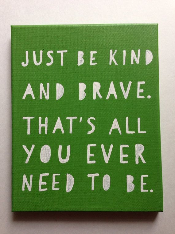 Ooh, I love this. True in kindergarten, college, and a nursing home, and all the places along the way.