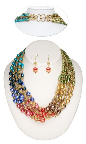 49 best Summer Jewelry Designs images on Pinterest Diy jewelry