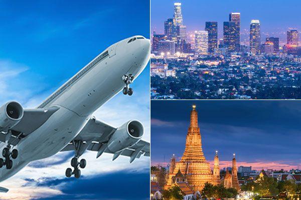Los Angeles To Bangkok Flights International Flight Tickets International Flight Booking Bangkok