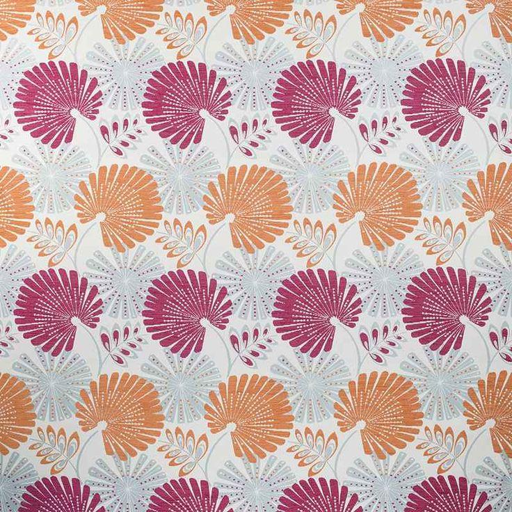 Warwick Fabrics : FRIDA, Colour ROSE