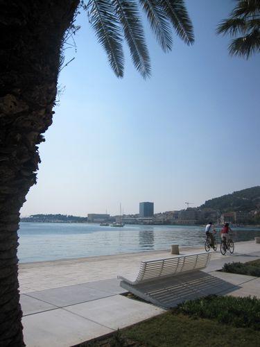 Split en Croatie – Location, hôtel, guide voyage, météo, photo et carte