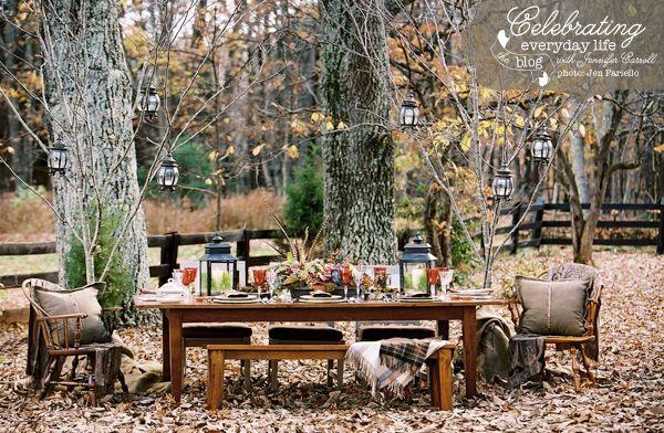 Google Image Result for http://celebratingeverydaylife.com/wp-content/uploads/2012/07/HarvestTable2.jpg
