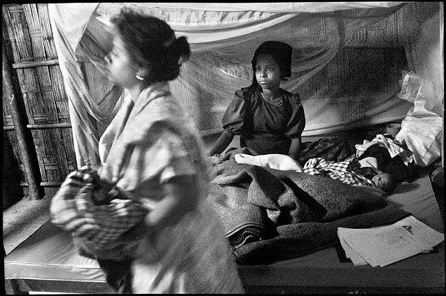 Rohingya refugees in Bangladesh Eddy van Wessel