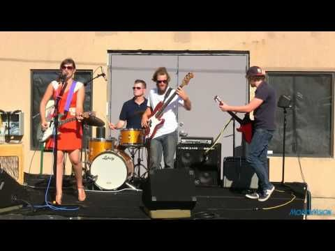 The Lydia Warren Band w/Sp Guest Rob Joyce Live @ The Franklin Cultural Festival 8/2/15 - YouTube