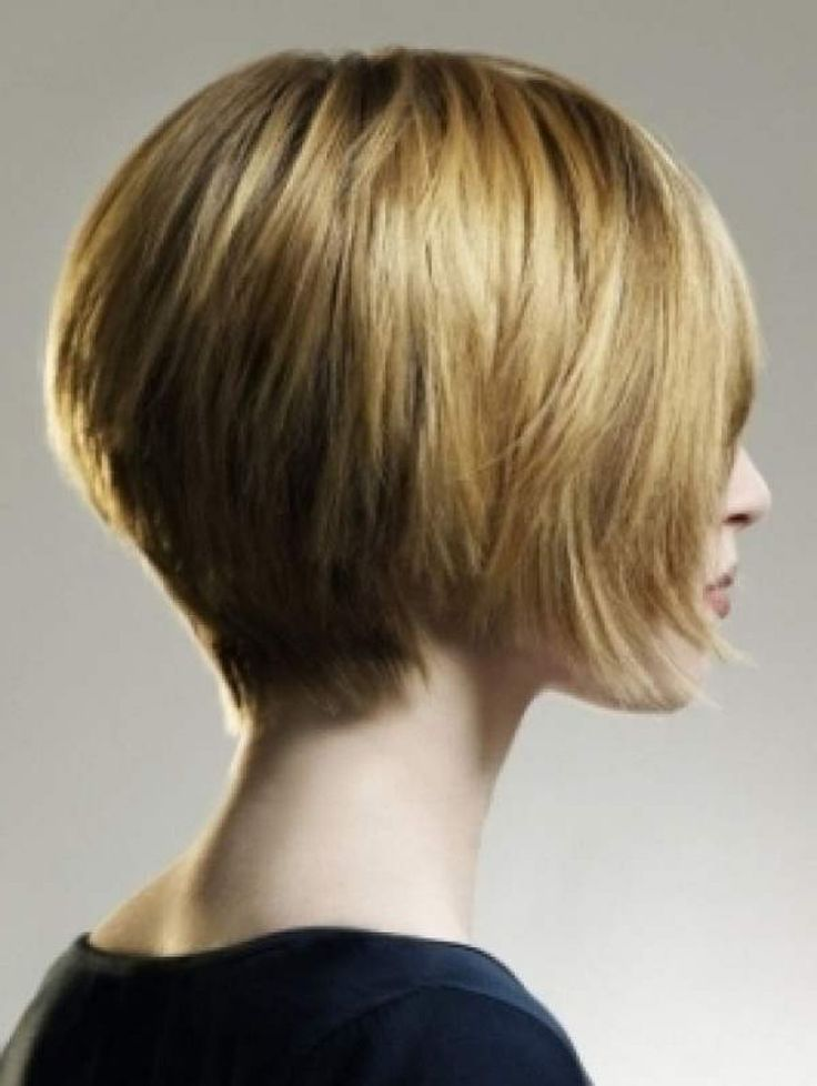 50 Best Back To Front Before After Remodelling Projects: Hairstyles For Women Over 50 Stacked Back Short Stacked