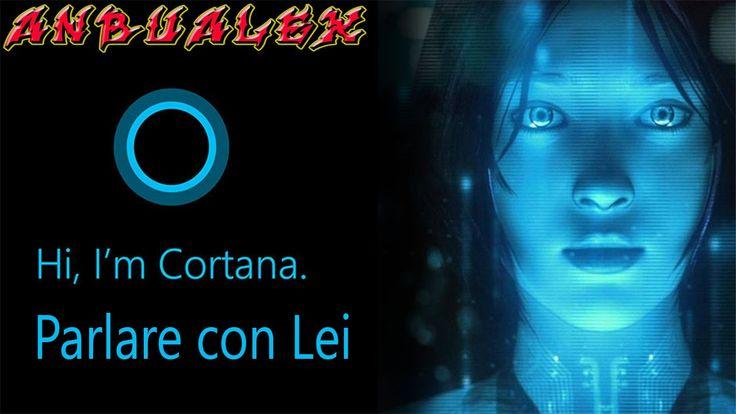 Parlare Con Cortana in Win Mobile 8.1