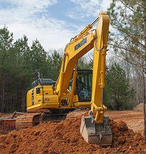 #Komatsu America Corp. Introduces The New PC210LC-11 Hydraulic #Excavator   Rock & Dirt Blog Construction Equipment News & Information