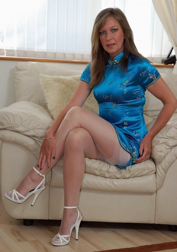 Very Alluring Pantyhose Are Made 103