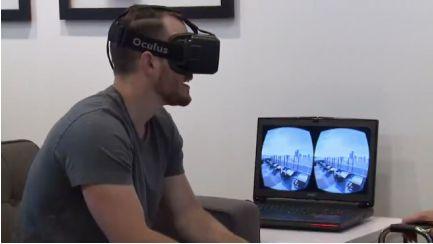 Oculus Virtual Reality Seattle Home Tours