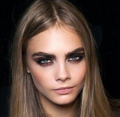 comment faire un maquillage rock, moderne, pour le soir. Regardez la vidéo !